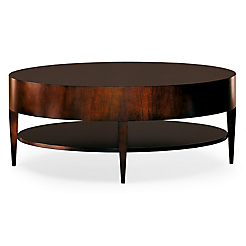 catalina oval coffee table | hbf furniture