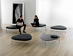 Triscape Coffee Tables - Benches