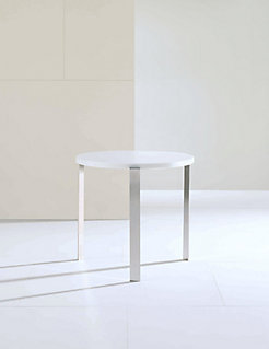 Miter Round Side Table - 24""