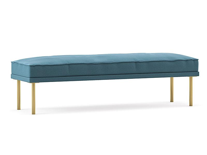Mod Upholstered Bench Hbf Furniture