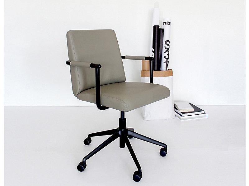 Enjoyable Social Mid Back Swivel Chair Hbf Furniture Dailytribune Chair Design For Home Dailytribuneorg