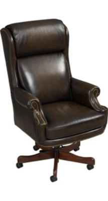 Donovan Office Chair  sc 1 st  Havertys & Office Chairs - Leather u0026 Wood Chairs for the Office | Havertys