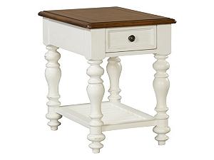 Newport Chairside Table Havertys