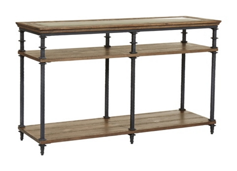 Maxwell Sofa Table Havertys - Maxwell sofa