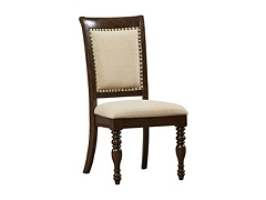 Welcome Home Upholstered Dining Chair Havertys