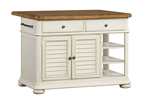 Main Welcome Home Kitchen Island Image