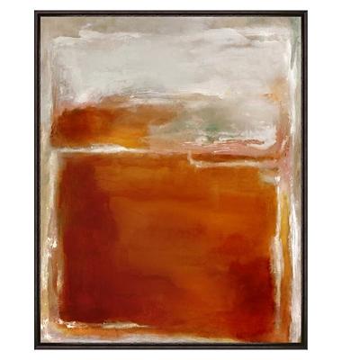 Ultra Orange Canvas