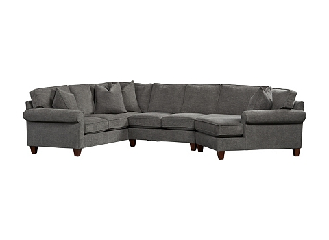 Main Corey Sectional Image ... - Corey Sectional Havertys