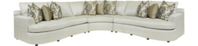 Havertys Sectional Sofas Acai Sofa