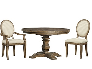 Avondale Round Dining Table Havertys