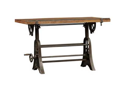 Main River City Drafting Table Image ... - River City Drafting Table Havertys