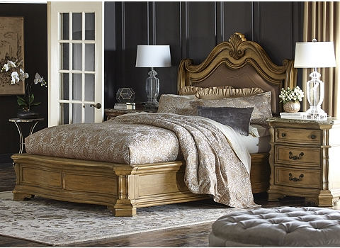 Villa Sonoma Bed | Havertys
