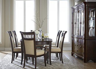 astor park dining table | havertys