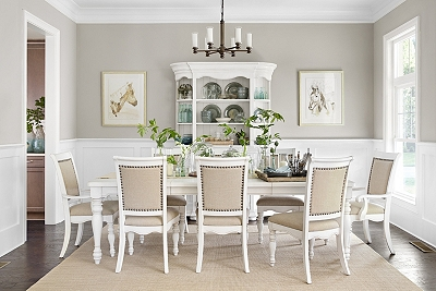 welcome home counter-height table | havertys