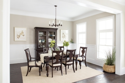 Lovely Alternate Welcome Home Dining Table Image