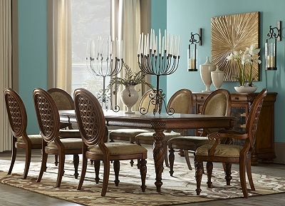 grand cayman dining table | havertys