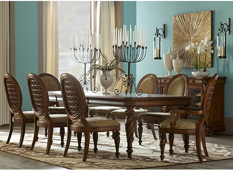 Grand Cayman Dining Table Havertys