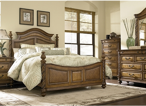 montego bay bed havertys