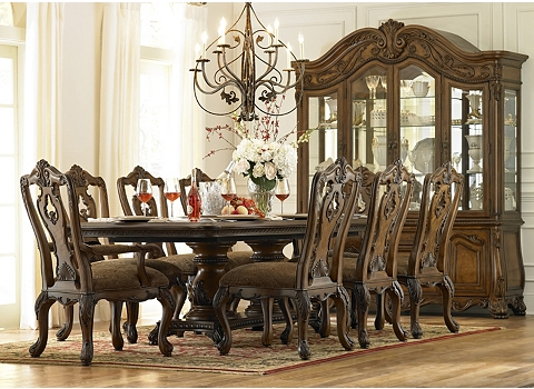 Alternate Villa Clare Dining Table Image