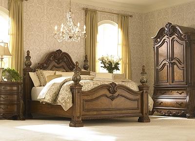 Bedroom Sets Havertys villa clare bed | havertys