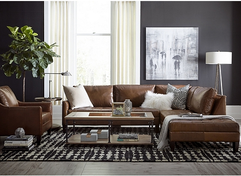 Alternate Parker Sectional Image - Parker Sectional Havertys