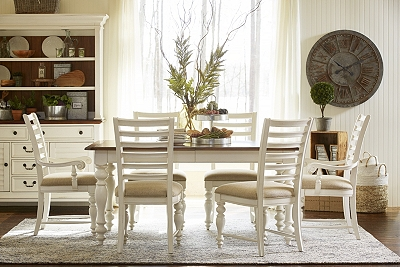 newport dining table | havertys