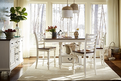 newport counter-height table | havertys