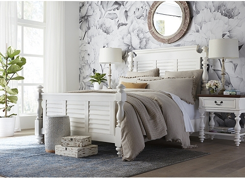 Newport Poster Bed Havertys