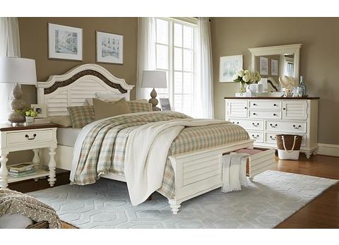 Newport Bed Havertys