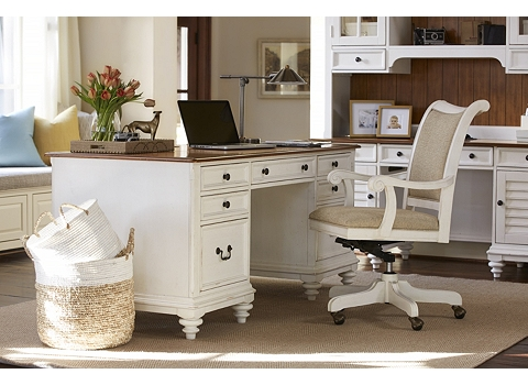 Newport Executive Desk Havertys