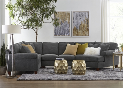 Alternate Corey Sectional Image : havertys sectionals - Sectionals, Sofas & Couches