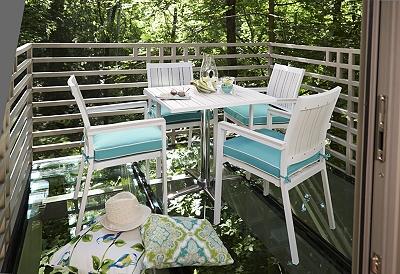 Regatta Square Dining Table