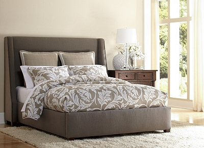 Bedroom Sets Havertys upholstered beds | havertys