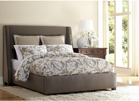 Lindy Bed | Havertys