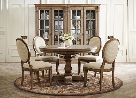 Avondale Round Dining Table | Havertys