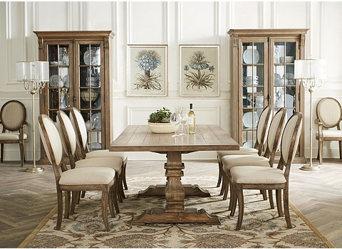 Alternate Avondale Dining Table Image