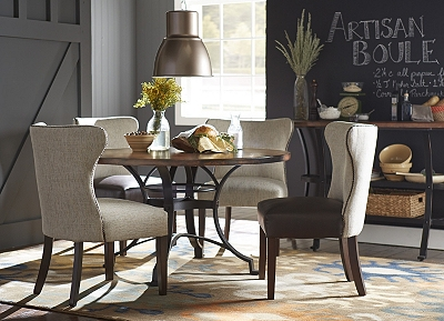 copper canyon dining table | havertys