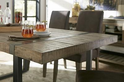 branson dining table | havertys