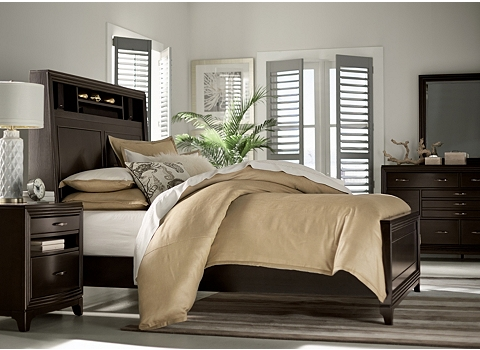 Asher Bed | Havertys
