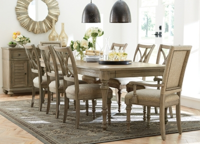 Exceptional Alternate Forest Lane Dining Table Image