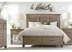 Forest Lane Bed | Havertys