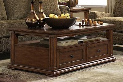burlington cocktail table | havertys
