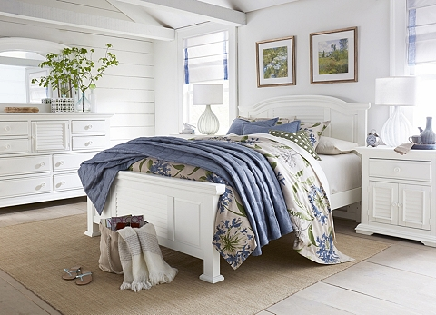 Cottage Retreat ll Bed | Havertys