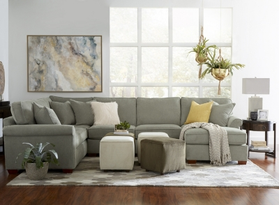 Perfect Norfolk Sectional