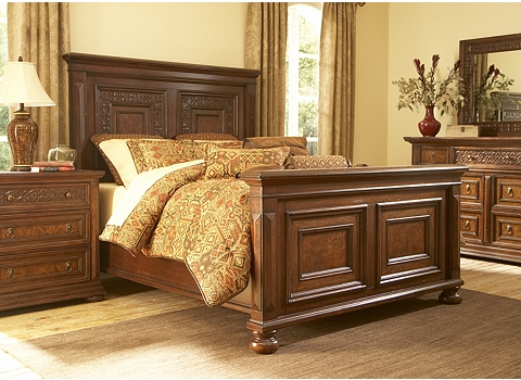 King Arthur Bed | Havertys