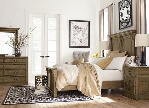 Adelmar Bed | Havertys