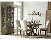 Lakeview Round Concrete Dining Table Havertys