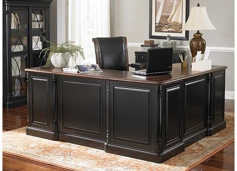 Westbury L Shaped Desk