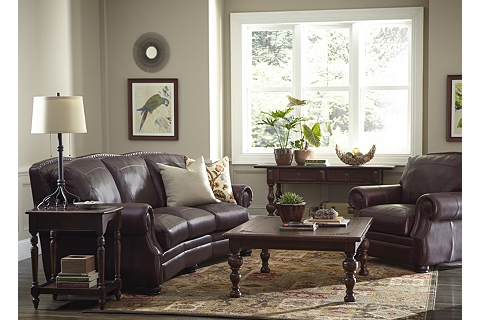 Excalibur Sofa Table Havertys