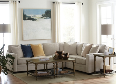 Beckett Sectional Havertys